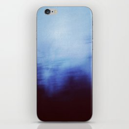 Blue Dusk iPhone Skin