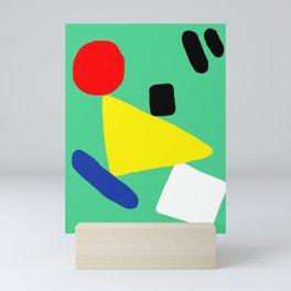 The Balancing Act Mini Art Print