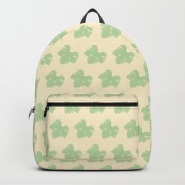 Grape Vine Leaves Pattern Backpack