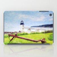 maine iPad Cases featuring Beautiful Maine by ThePhotoGuyDarren