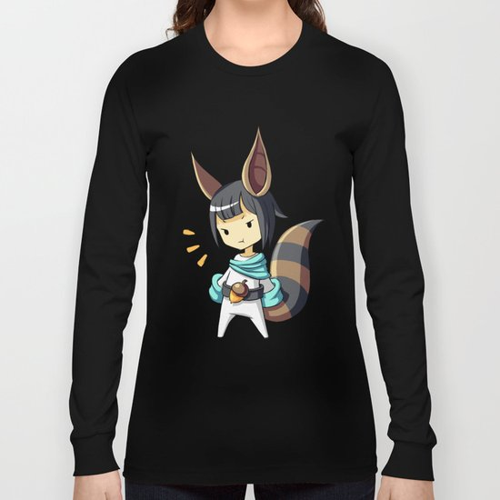 Squirrel 2 Long Sleeve T-shirt