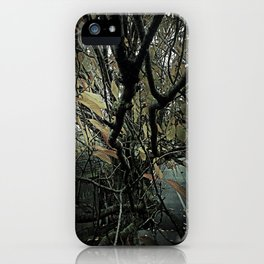 amongst the branches  iPhone Case