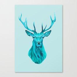 Blue Guardian Canvas Print