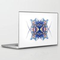 indigo Laptop & iPad Skins featuring Indigo by Alla Ilencikova