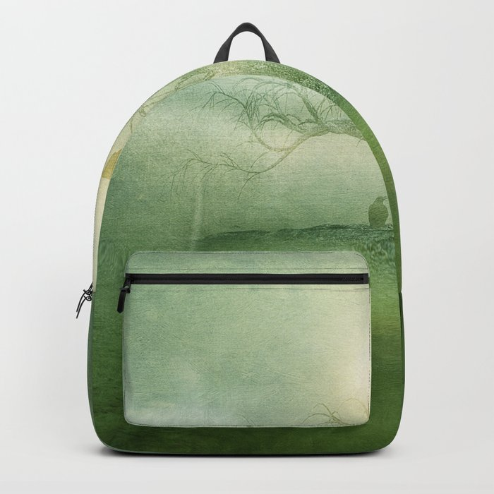 Greenery Sunrise Backpack