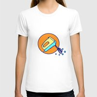 cooking T-shirts featuring COOKING MIXER by Sofia Youshi