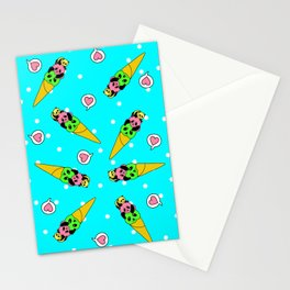 Family forever Stationery Cards