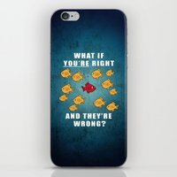 fargo iPhone & iPod Skins featuring Fargo Fish by D-fens