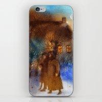 twilight iPhone & iPod Skins featuring Twilight by Iris V.