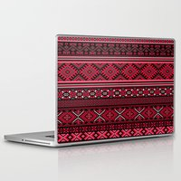 "greek Laptop & iPad Skins featuring GREEK pattern by ""CVogiatzi."