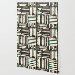 Cassettes Wallpaper