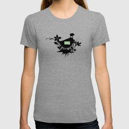 South Dakota - State Papercut Print T-shirt