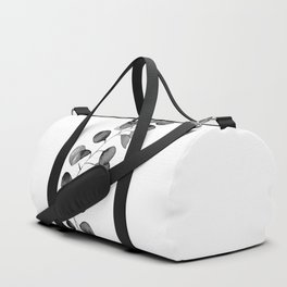 Watercolor Eucalyptus Duffle Bag