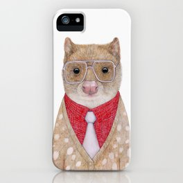 Spotted Quoll iPhone Case