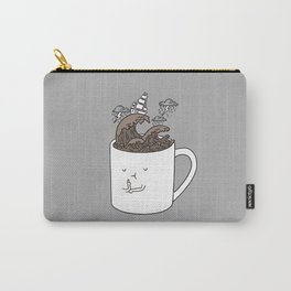 Brainstorming Coffee Mug Carry-All Pouch