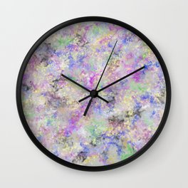 The Morning After Wall Clock