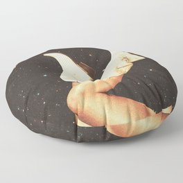 These Boots - Space Floor Pillow