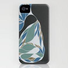 Apartment Pear #9 Slim Case iPhone (4, 4s)