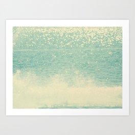 sea VI Art Print