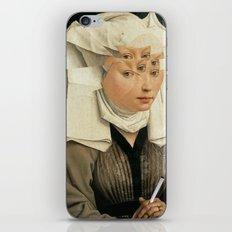 van Weyden und das Laster iPhone & iPod Skin