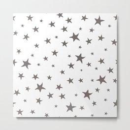 Super Stars Metal Print