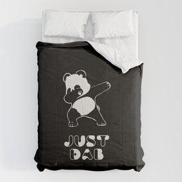 JUST DAB PANDA | Comforters