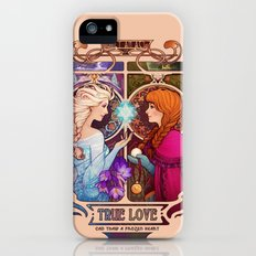 Let Me In - quote version iPhone (5, 5s) Slim Case