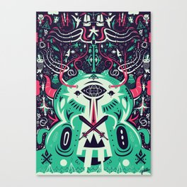 Spirit of the gods Canvas Print
