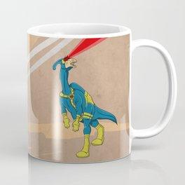 Paracyclophus - Superhero Dinosaurs Series Coffee Mug