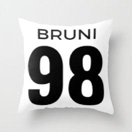 Bruni - 98 Throw Pillow