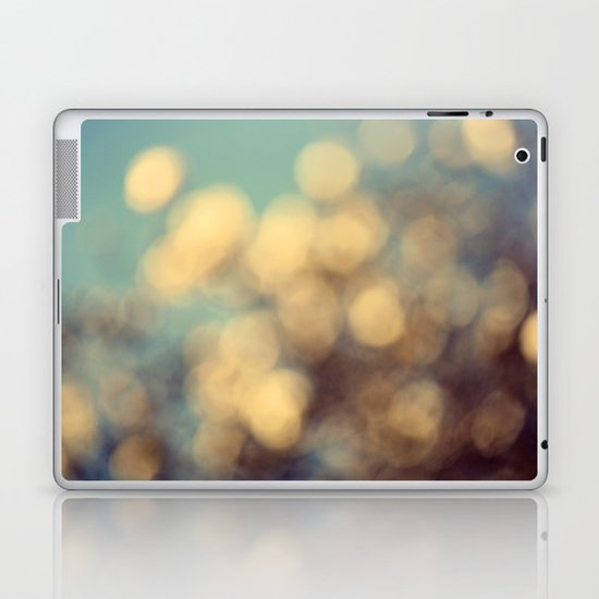 Dance of the Magnolia Blossoms Laptop & iPad Skin