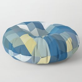 RHOMBUS No5 Floor Pillow
