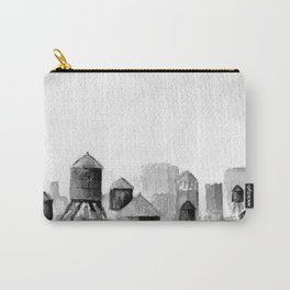 NY-Sea of Watertowers Carry-All Pouch