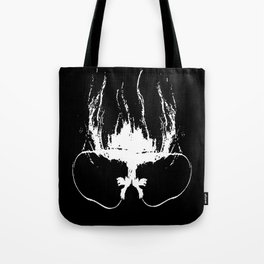 Flaming Specs Tote Bag