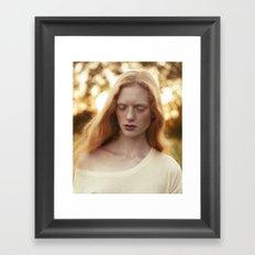 Aimee II Framed Art Print