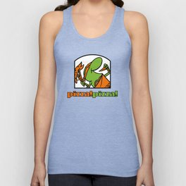 Pizza Pizza! Unisex Tank Top