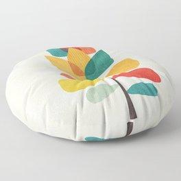 Spring Time Memory Floor Pillow