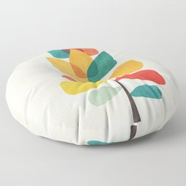 Spring Time Memory Floor Pillow