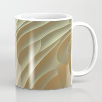 andreas preis Mugs featuring Buttercream by Lyle Hatch