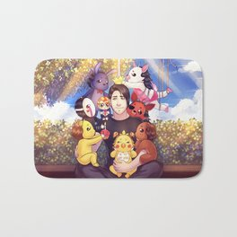 I WILL ALWAYS REMEMBER THIS - Markiplier + FNAF Bath Mat