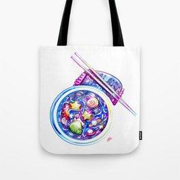 Galaxy Flavored Ramen Tote Bag