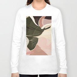 Nomade I. Illustration Long Sleeve T-shirt