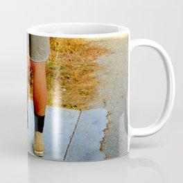 A Benchmark Achievement Coffee Mug
