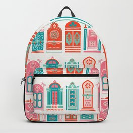 Moroccan Doors – Watermelon Palette Backpack