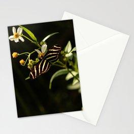 Zebra Longwing Stationery Cards