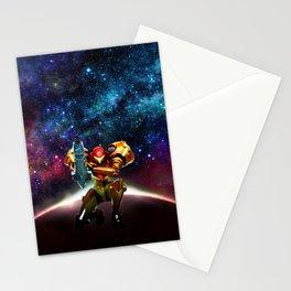 Metroid Samus Returns Stationery Cards