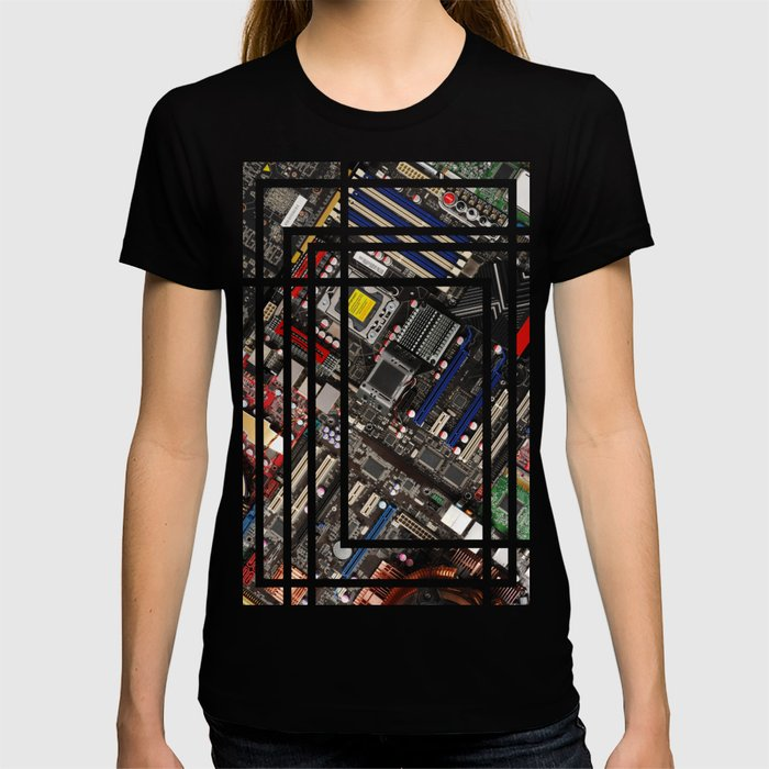 Computer boards T-shirt