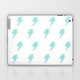 Bolt- Aqua Laptop & iPad Skin