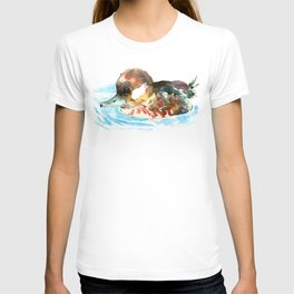Duck, Bufflehead Duck baby Wild Duck T-shirt