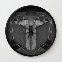Imprisoned Wall Clock